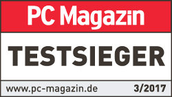 PC Magazin Testsieger mail.de